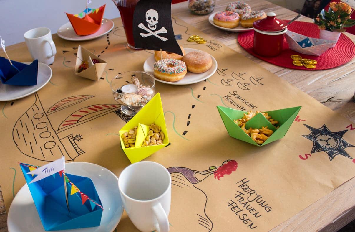 Die Besten Ideen Fur Den Ultimativen Piratengeburtstag
