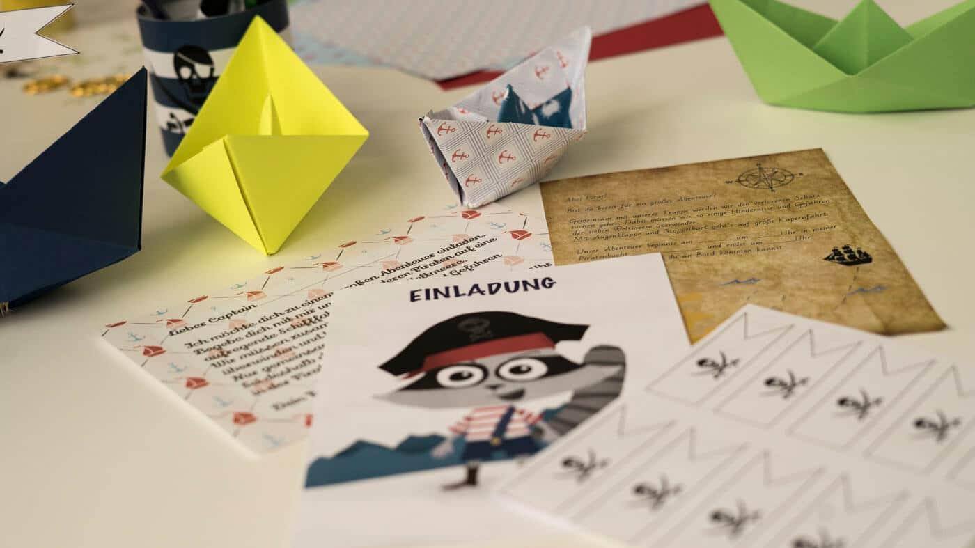 Piratengeburtstag_Einladung_Piratenboot_Idee