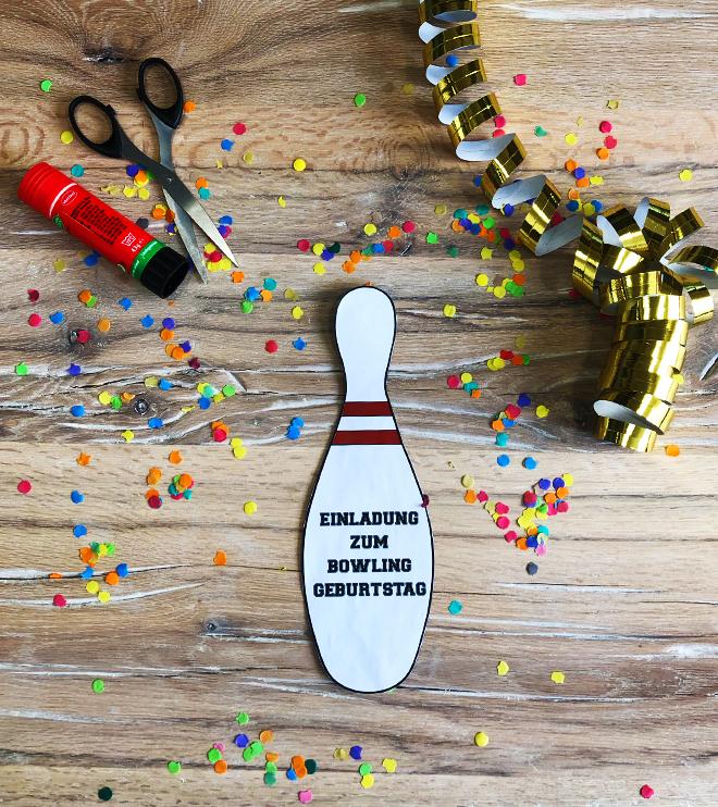 Bowling-Kindergeburtstag-EInladung-Bowlingpin