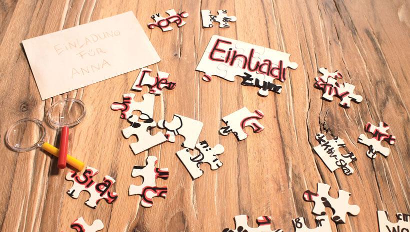 Detektiv-Kindergeburtstag-Einladung-Puzzle_basteln