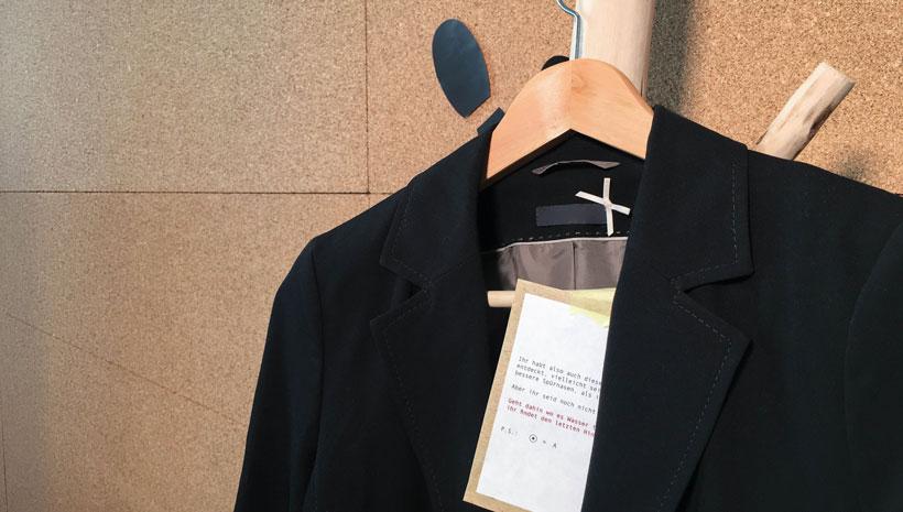 Detektiv-Kindergeburtstag-Hinweis-Anzug