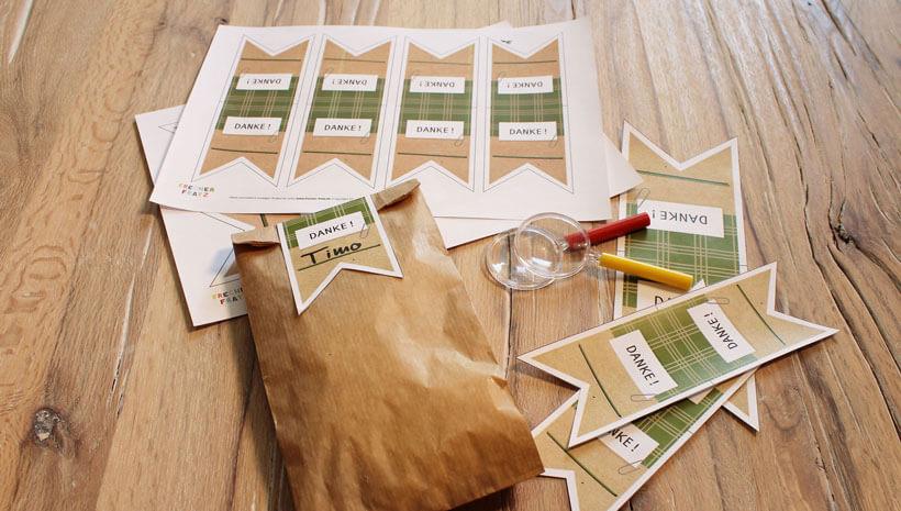 Detektiv-Kindergeburtstag-Mitgebsel-Etiketten-