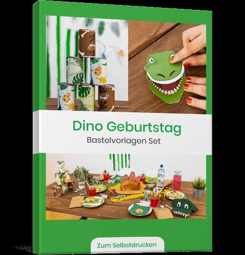 Dino-Kindergeburstag-Bundle