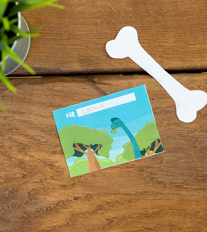 Dino_Kindergeburtstag_Einladung_Postkarte