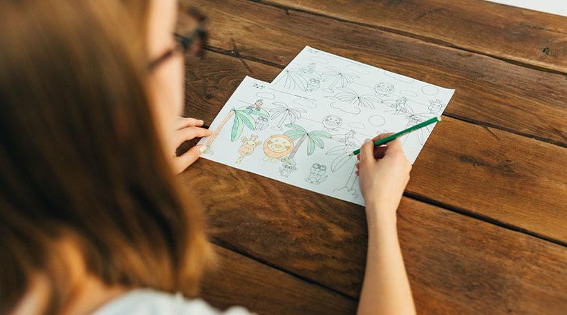 Dschungel-Kindergeburtstag-Ausmalbild-Dschungelgeburtstag-Malvorlage-Geburtstag
