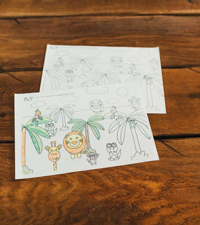 Dschungel-Kindergeburtstag-Ausmalbild-Dschungelgeburtstag-Malvorlage-shop01