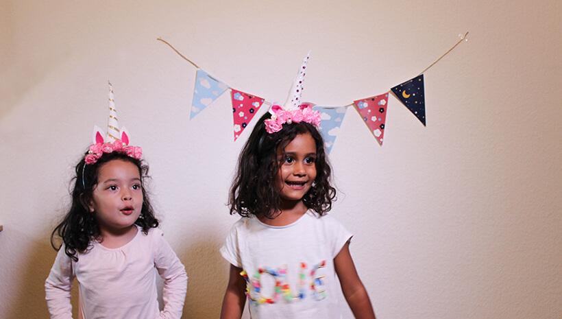 Einhorn-Kindergeburtstag-Kostuem