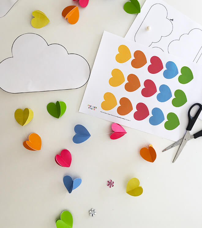 Einhorn-Kindergeburtstag-Regenbogenmobile_Shop2