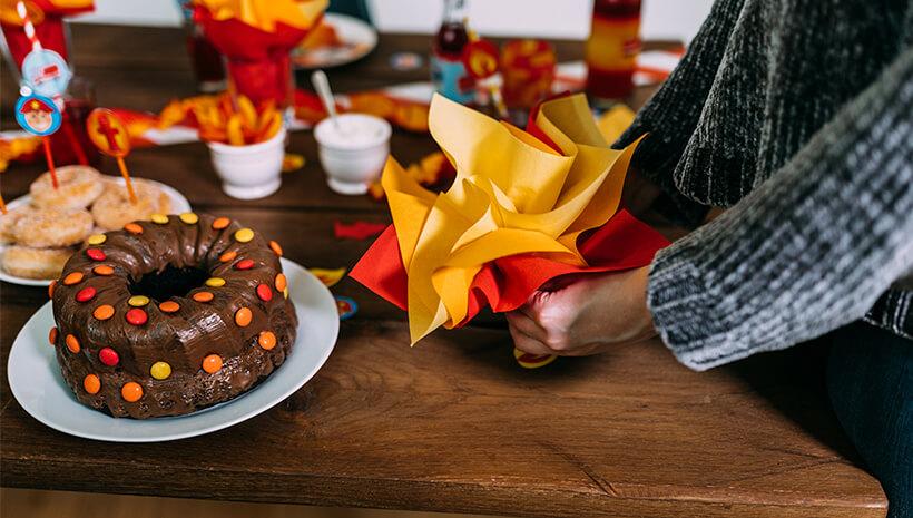 Feuerwehr-Kindergeburtstag-Kuchen-Idee