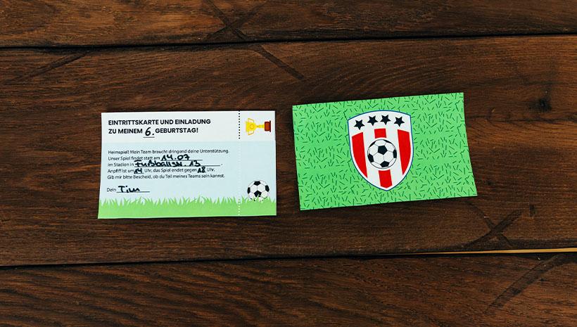 Fussball-Kindergeburtstag-Einladung-Ticket-Bastelvorlage-Geburtstag-Stadionticket-Eintrittskarte