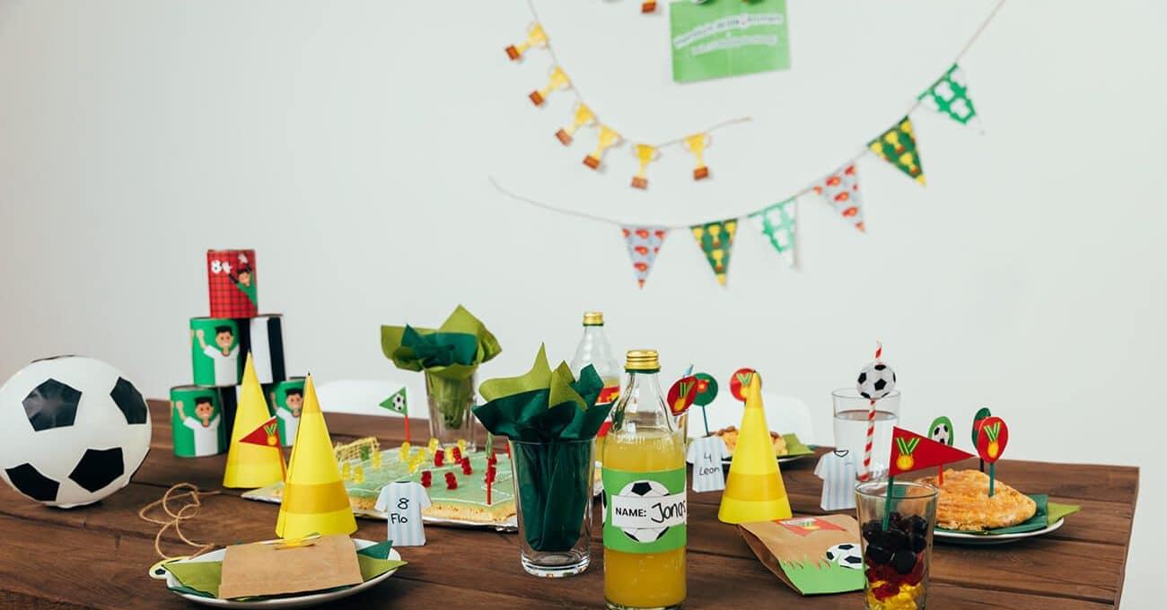 Fussball-Kindergeburtstag-Titelbild