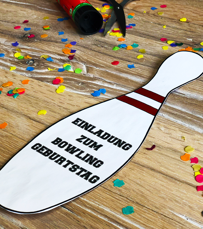 Kindergeburtstag-Bowling-Einladung-Bowlingpin