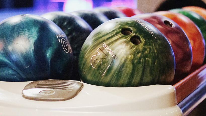 Kindergeburtstag-Bowling
