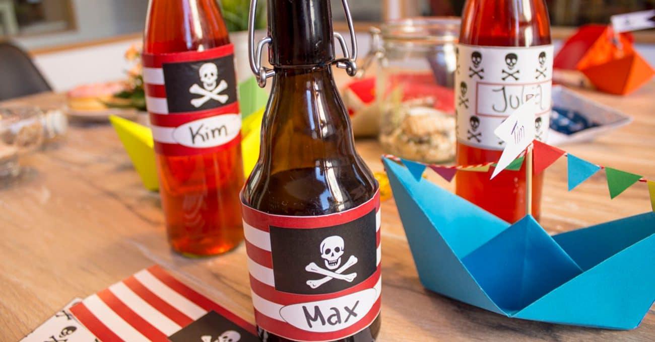 Kindergeburtstag-Piraten-Rezepte