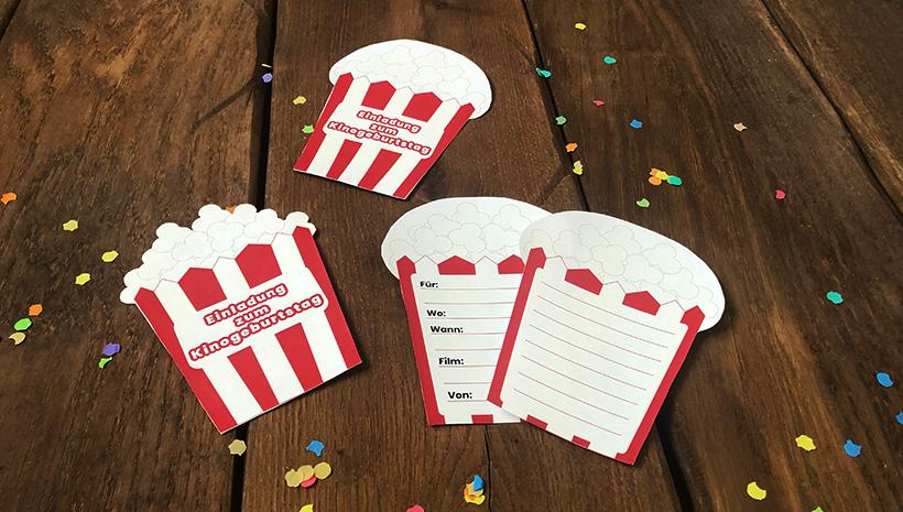 Kino-Kindergeburtstag-Einladung-Vorlage-basteln