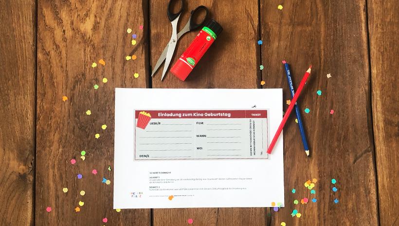 Kino-Kindergeburtstag-Einladung-Vorlage