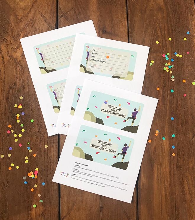 Kletter-Kindergeburtstag-Einladung-Vorlage-zum-basteln