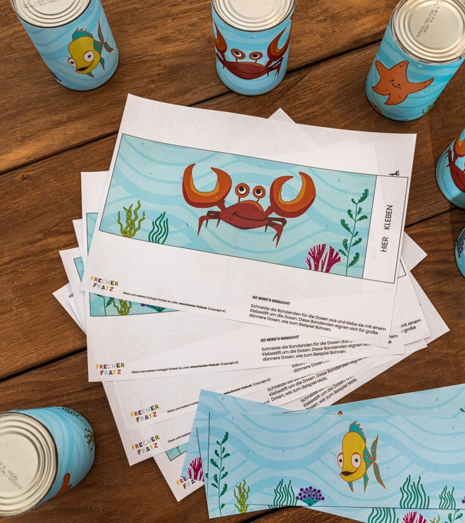 Meerjungfrau-Kindergeburtstag-Dosenwerfen-Shop-2