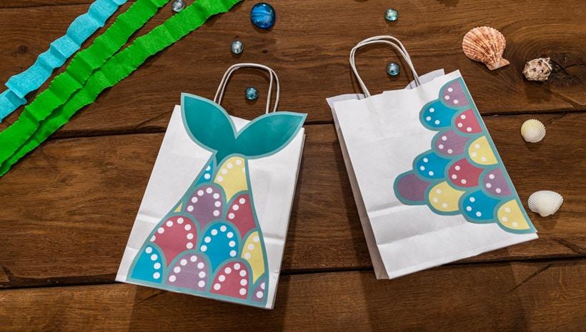 Meerjungfrau-Kindergeburtstag-Geschenktuete-2