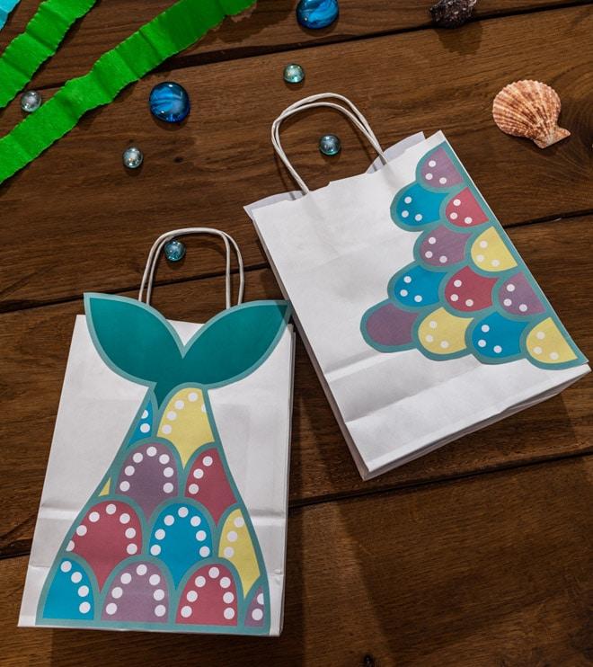 Meerjungfrau-Kindergeburtstag-Geschenktuete-Shop-2