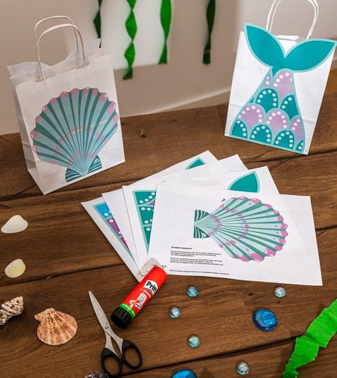 Meerjungfrau-Kindergeburtstag-Geschenktuete-Shop-3