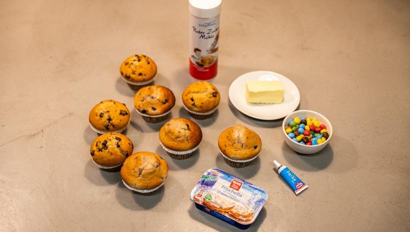 Meerjungfrau-Kindergeburtstag-Muffins-Rezept-1