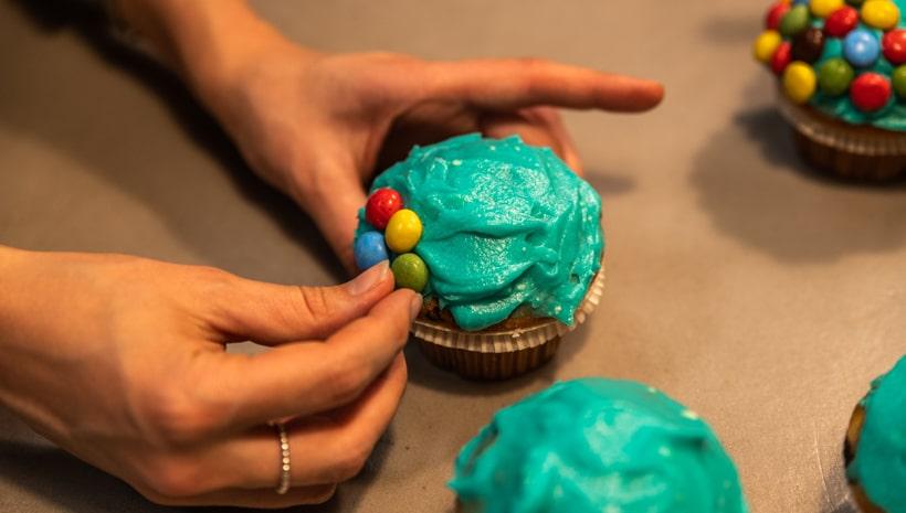 Meerjungfrau-Kindergeburtstag-Muffins-Rezept-8