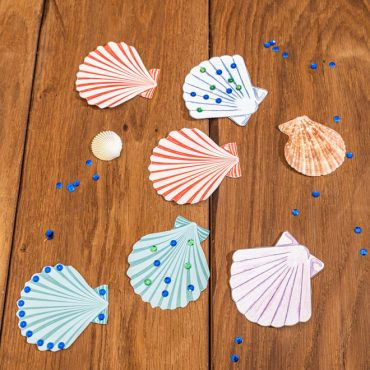 Meerjungfrau-Kindergeburtstag-Muschel-Schablone-Shop-2