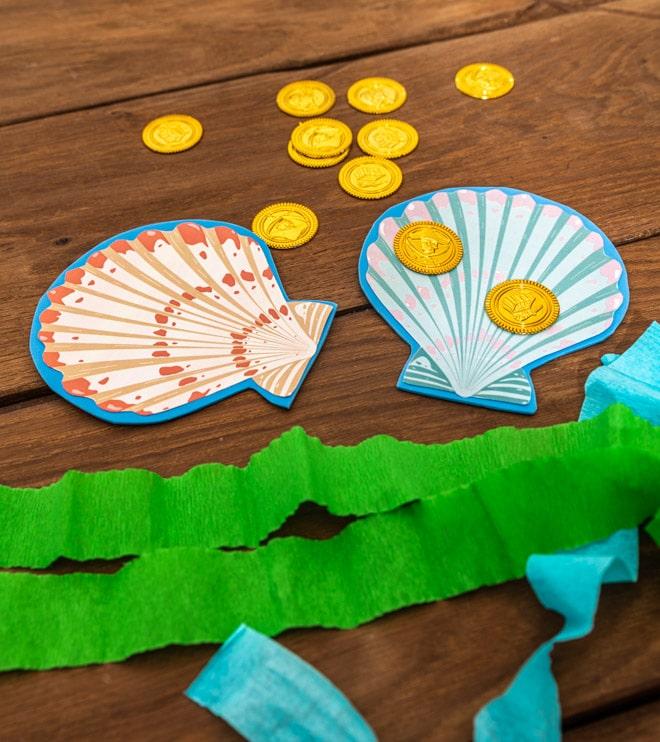 Meerjungfrau-Kindergeburtstag-Muschelspiel-Shop-3