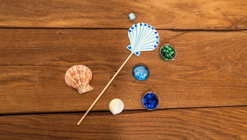Meerjungfrau-Kindergeburtstag-Zauberstab-8