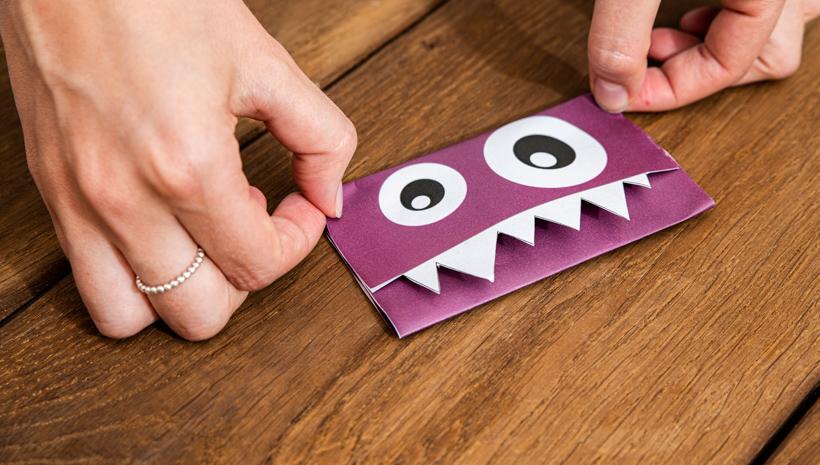 Monster Kindergeburtstag Einladung Mottoparty