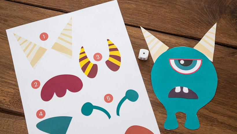 Monster Kindergeburtstag Geburtstag Kids