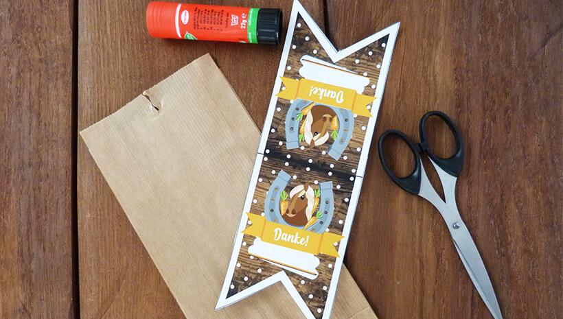 Pferde-Kindergeburtstag-Danke-Etiketten-basteln