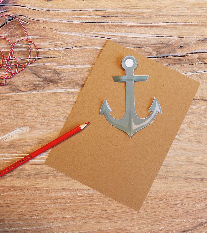 Piraten Kindergeburtstag Piratenspiel Anker