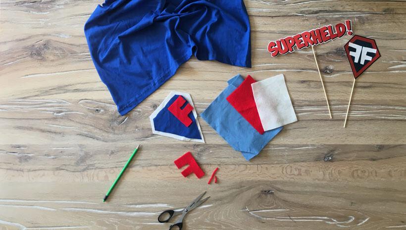 Superhelden-Kindergeburtstag-Cape-basteln-Schritt5