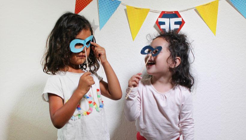 Superhelden-Kindergeburtstag-Fotobooth-2
