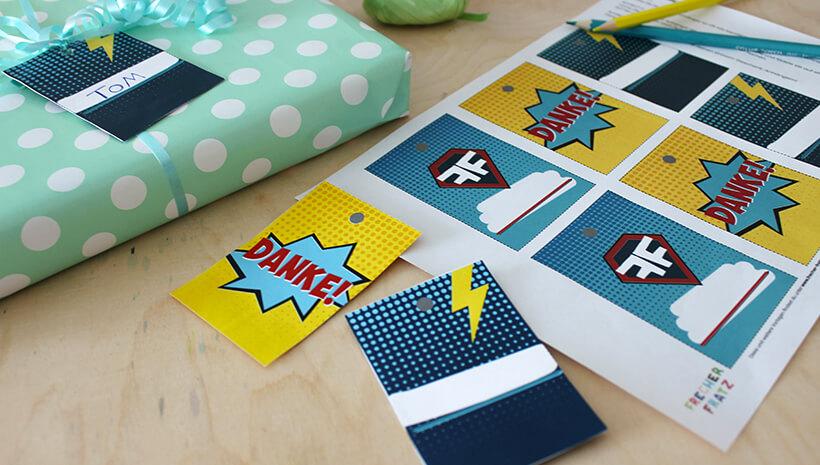 Superhelden-Kindergeburtstag-Geschenkanhaenger-basteln