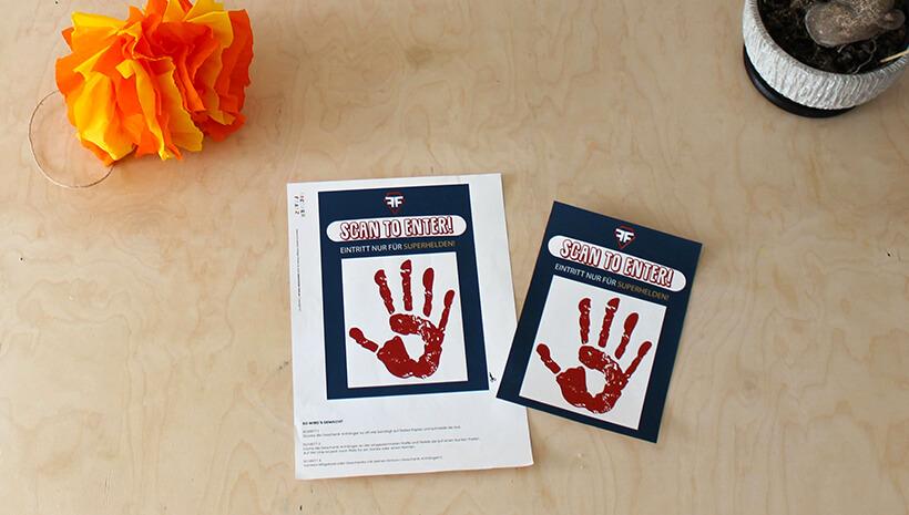 Superhelden-Kindergeburtstag-Handscanner-basteln