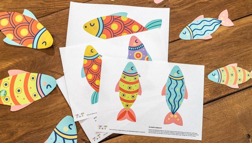 Unterwasser-Kindergeburtstag-DekoFische-3