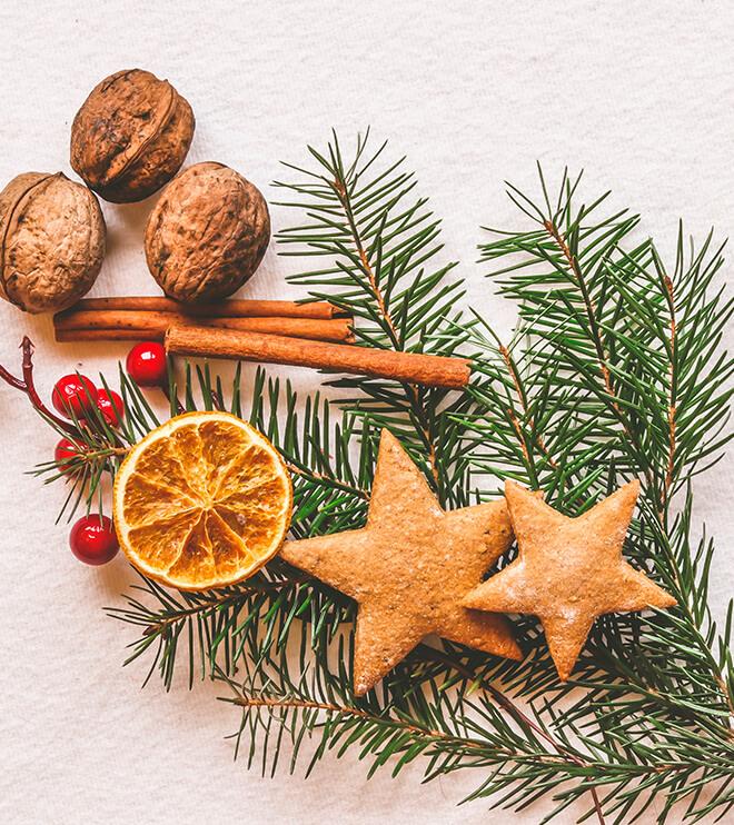 Winter-Weihnachtszeit